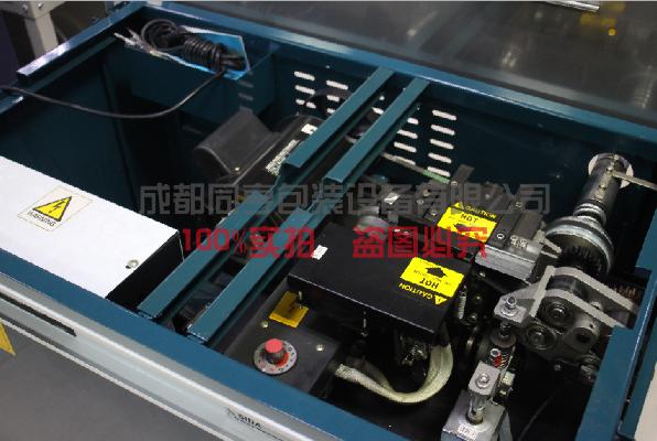 半自动纸箱打包机成都同亨包装设备sd-008二代 厂家直销