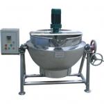 夹层锅成都同亨包装设备电热式夹层锅 质量保证