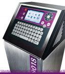 马肯依玛士9018型小字符喷码机 kpl职业联赛竞猜同亨包装设备