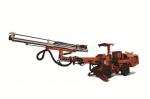 鐵礦選用拓山機械液壓單臂掘進臺車DW1-31鑿巖機