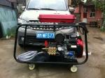 北京德利供应——汽油机驱动高压清洗机