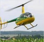 美国罗宾逊C-911农用无人机载药量高达800公斤