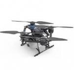 惠雾QTR-8K植保无人机远距离操控施药