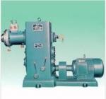 群注G13-4H橡胶挤出机采用钢制式的硬齿面减速箱