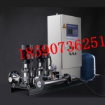 西安无负压变频供水设备技术参数