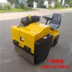 0.8噸座駕式雙鋼輪壓路機廠家直銷