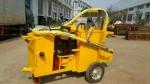 高品质高性能移动式路面100升沥青灌缝机