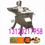 水果蔬菜切丁机STW-800三维果蔬切丁机,大型切菜机价格