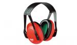 梅思安头戴式头盔式防护耳罩,普通型电子型防噪音耳罩