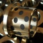 JDB-650铜基固体镶嵌式无油轴承