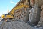 17铣刨机挖掘机可开沟市政隧道岩石冻土混凝土