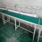 供应2层防静电铁烤漆木板工作台可拆装工作台批发工作台