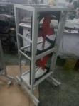 深圳厂家直销冷却风扇推车 规格样式均可定做 工厂用大功率风扇