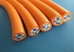 廠家PUR高柔性聚氨酯拖鏈電纜