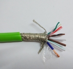 UL2464雙絞屏蔽電纜