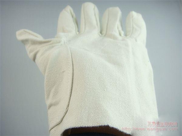 手套 帆布/【品明】4X4帆布手套