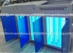 UV光氧催化设备移动伸缩房废气处理成套设备优质环保设备