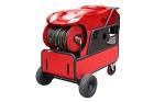 推车式细水雾推车装置介绍 斯库尔移动细水雾厂家