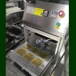 片膜铝箔盒封口机铝盒压膜机自动锡箔纸压盖机