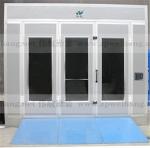 廣東機械型汽車烤漆房移動伸縮房uv光氧催化設備偉航制造