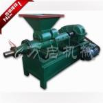 万启机械自动化液压木炭粉冲压机