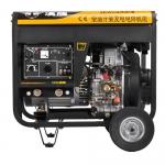 190A移动式发电电焊机