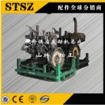 小松挖掘机pc200-7发动机一台 日本原装进口康明斯 山东