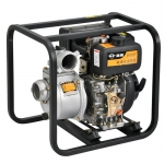 移动式3寸柴油水泵