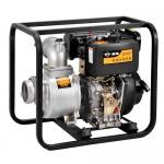 便携式4寸柴油抽水机