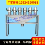 EPS塑機配件 料倉分配器 鐵皮管分配器 鐵皮管三通 料倉