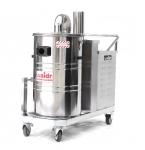 80L大容量吸鐵屑車間工廠工業吸塵器超強吸力重慶WX80/3