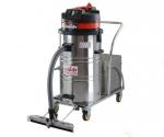 四川电瓶手推式吸尘器 食品厂用吸尘吸水两用吸尘器