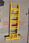 伸缩式检修平台梯华泰牌绝缘双升降梯具厂家热销