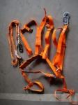 五点式安全带使用方法高压双背安全带带检测报告