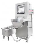 机械带骨全自动盐水注射机