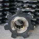 矿用链轮标准尺寸参数