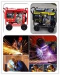 高质量250A柴油发电电焊一体机
