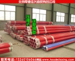 北京涂塑钢管现货批发厂家直销