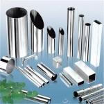 不锈钢装饰焊管 材质304光亮面不锈钢焊管