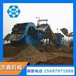 砂石生产线洗砂机 高效洗砂机设备轮斗式洗砂机 摩天轮洗沙机