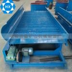 江苏无锡小型淘金设备 河沙淘金机械鼓动溜槽现货