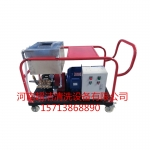 除锈高压清洗机工作原理及设备配置