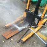 工业防腐水喷砂除锈清洗机