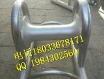 尼龙轮160×145钢管架HC003桥架型直线滑车