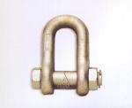 西南地区成都批发销售 D型御扣(带螺母)吊索具配件系列产品