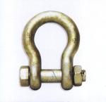 成都直供狼山钢丝绳 弓型御扣(带螺母)品质保证