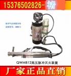 矿用高压脉冲喷雾水枪 背负式高压脉冲喷雾水枪