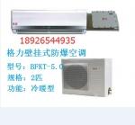 河北邢台格力壁挂式防爆空调机