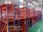 阁楼货架|阁楼式货架|仓储货架|南京货架|货架厂|科瑞森物流