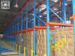 贯通货架|通廊式货架|仓储货架|南京货架|科瑞森物流设备